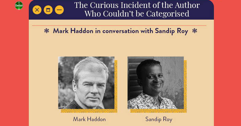 The Curious Incident of the Author who couldn't be Categorised