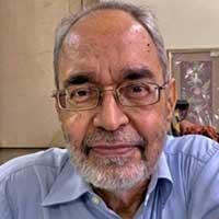 Jehangir R. Patel